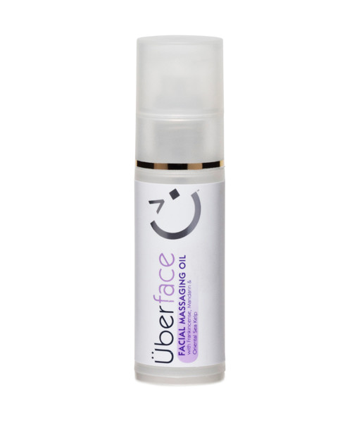 Uber facial massage oil