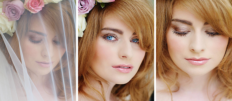 Pretty Bridal Makeup